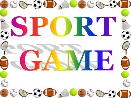 Sport game