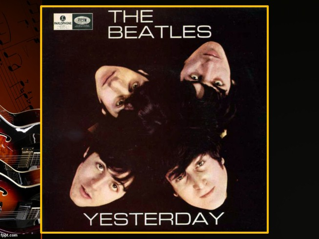 The Beatles: Yesterday -Today - Forever?