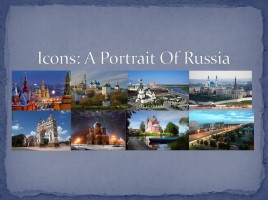 Icons: A Portrait Of Russia
