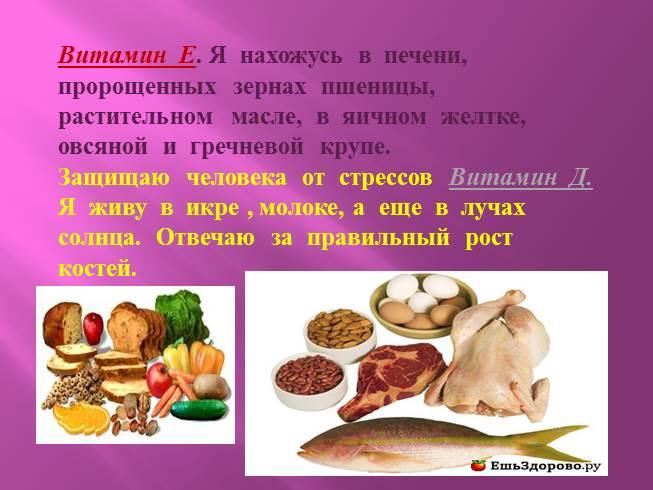 проект правильное питание