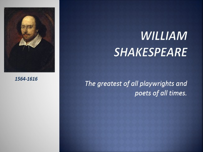 influence of william shakespeares works to literature William shakespeare - literary criticism: mikhail bakhtin was another dominant influence english literature: shakespeare's works.