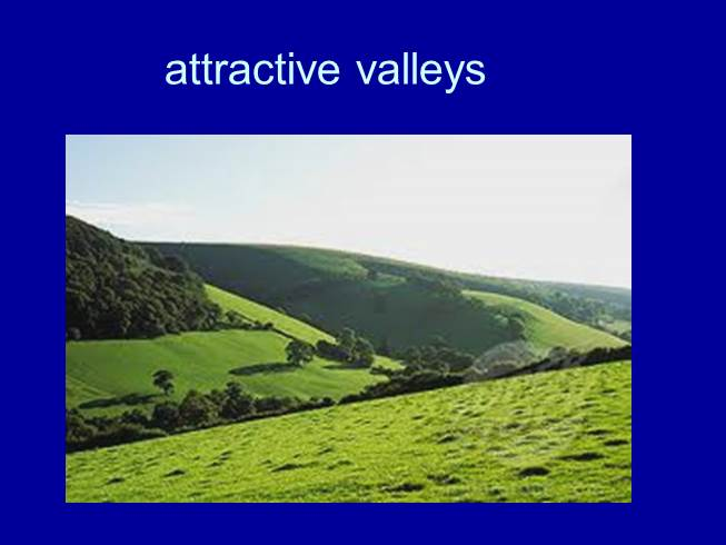 Britain is an attractive land