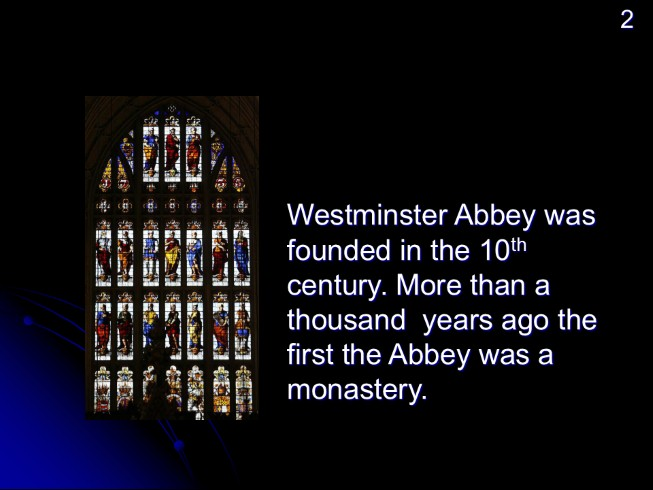 Westminster Abbey (на английском языке)