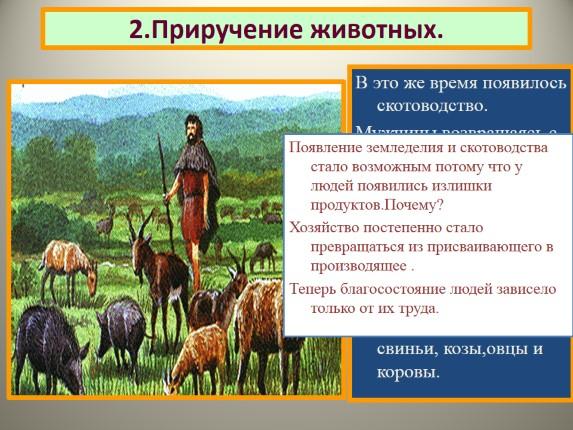 Почему люди приручили диких животных 3 класс школа 21 века 82