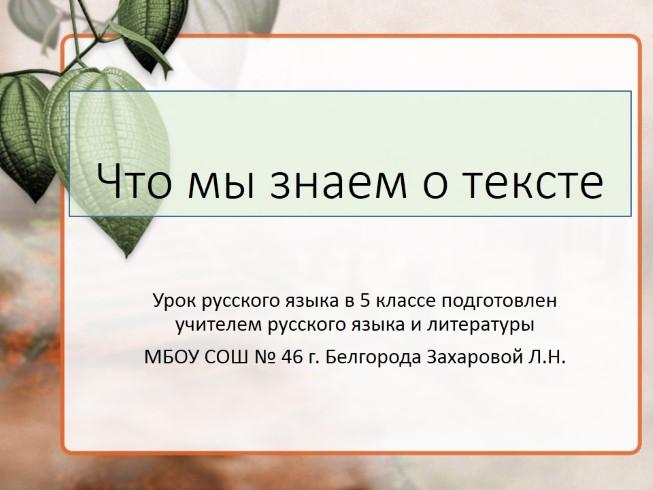 урок русского языка в 5 классе текст чат