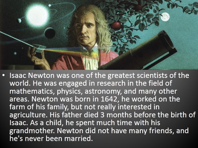 the great work and contribution of f tisserand to mathematical astronomy Newton's first major contribution to our world was his original work in mathematical fluxions he worked in mathematics his entire career his work in fluxions was.
