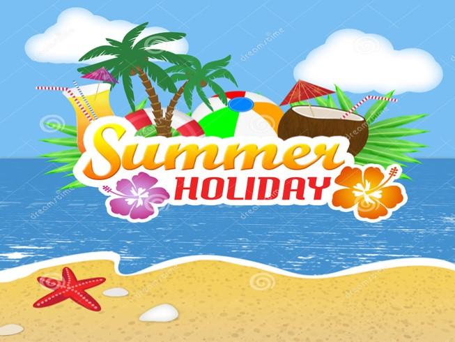 Презентация каникулы