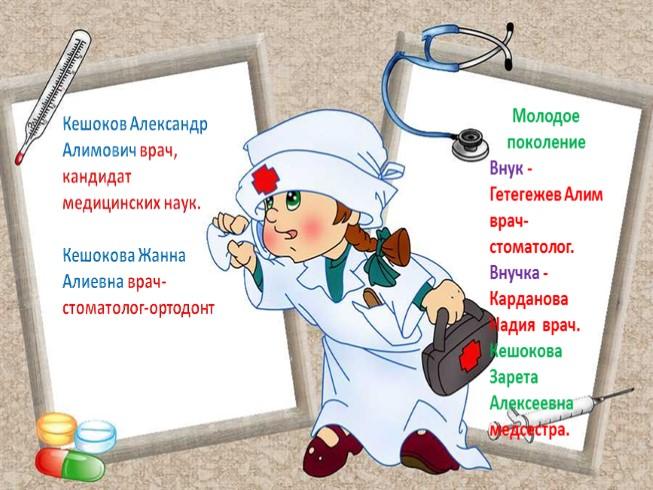 Конкурс призвание быть врачом