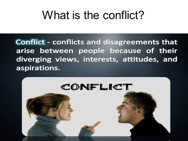 the importance of conflict Identifying conflict in our lives and overcoming it can be highly beneficial to our happiness and well being there are many different areas of conflict that we encounter throughout the course of an average day.