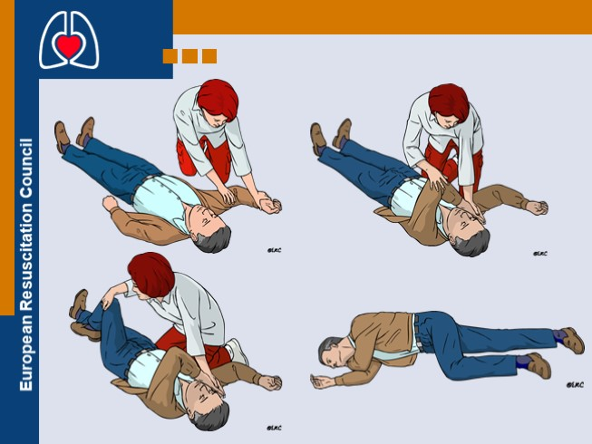 Basic Life Support & Automated External Defibrillation Course (на английском языке)