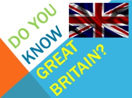 Do you know Great Britain?