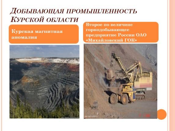 Курская Магнитная Аномалия Презентация