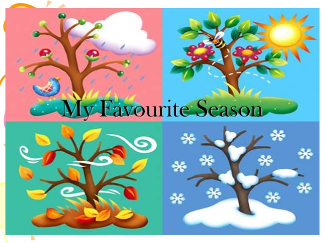 My Favourite Season (2 класс)