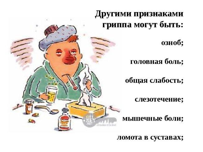 Вакцинопрофилактика гриппа и орви презентация