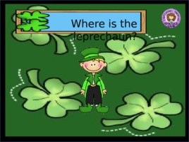 St Patrick s Day Prepositions, слайд 2