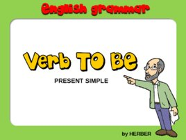 Verb to be ppt flashcards fun activities games grammar guides