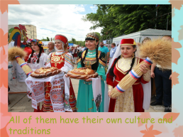 There are a lot of nationalities in crimea, слайд 8