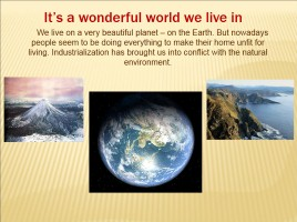 How can we help to save the Earth, слайд 3