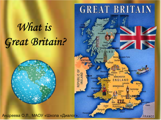 What is great Britain?