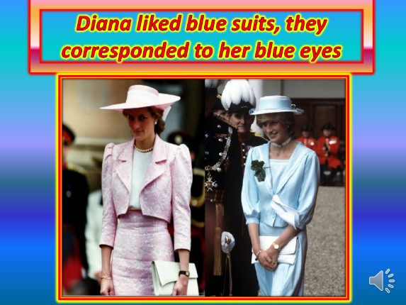 Diana - the Queen of style