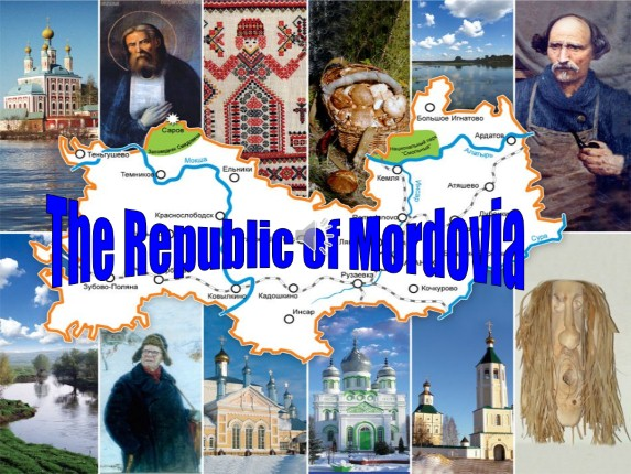 The Republic of Mordovia