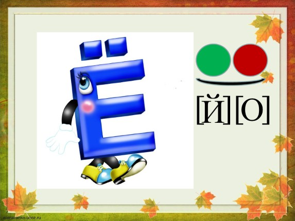 презентация знакомство буквы и