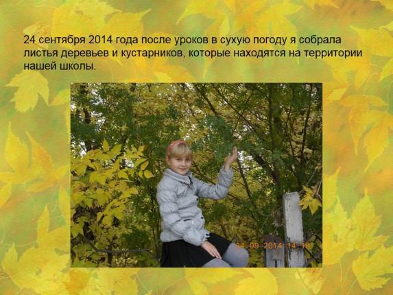 Титульный Лист Гербария Образец - фото 5
