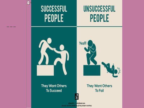 Are you a successful person?