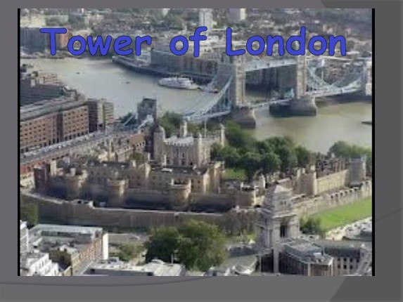 The legends of tower of London