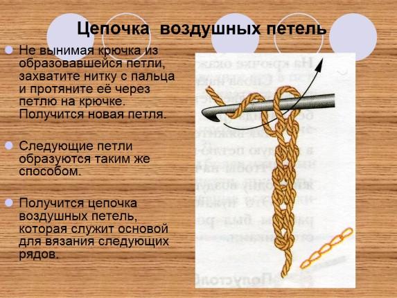 """Презентация - Декоративно-прикладное творчество """"Вязание крючком"""""""
