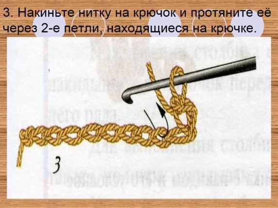 7 класс технология вязание