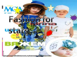 Fashion for stars